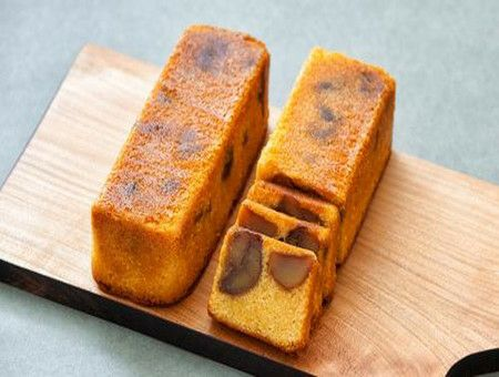 伊那栗のパウンドケーキ